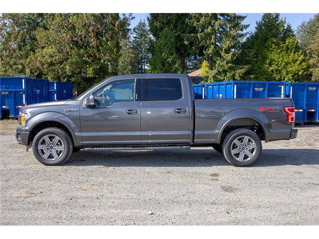 2018 Ford F-150  (Stk: 8F17294) in Surrey - Image 4 of 28