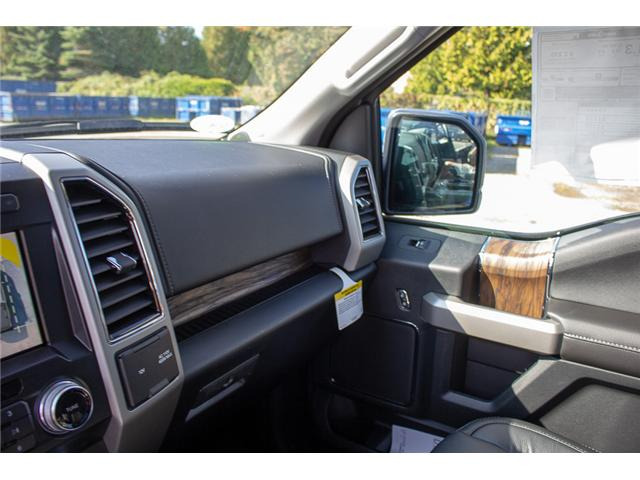 2018 Ford F-150 Lariat (Stk: 8F15878) in Surrey - Image 28 of 29
