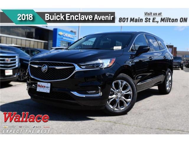 2018 Buick Enclave Avenir (Stk: 278307) in Milton - Image 1 of 11