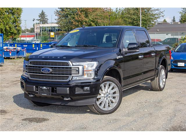 2018 Ford F-150 Limited (Stk: 8F18004) in Surrey - Image 3 of 29