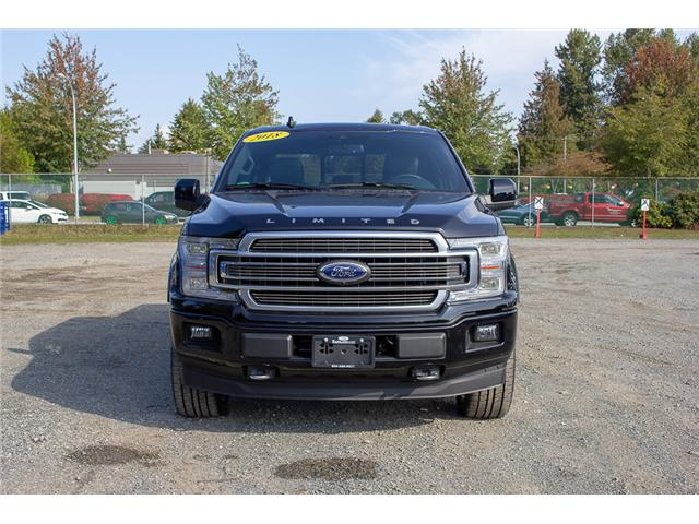 2018 Ford F-150 Limited (Stk: 8F18004) in Surrey - Image 2 of 29