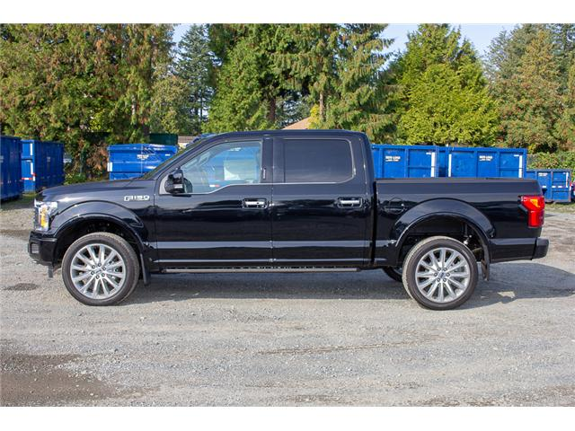 2018 Ford F-150 Limited (Stk: 8F18004) in Surrey - Image 4 of 29