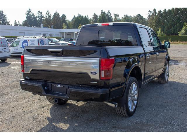 2018 Ford F-150 Limited (Stk: 8F18004) in Surrey - Image 7 of 29