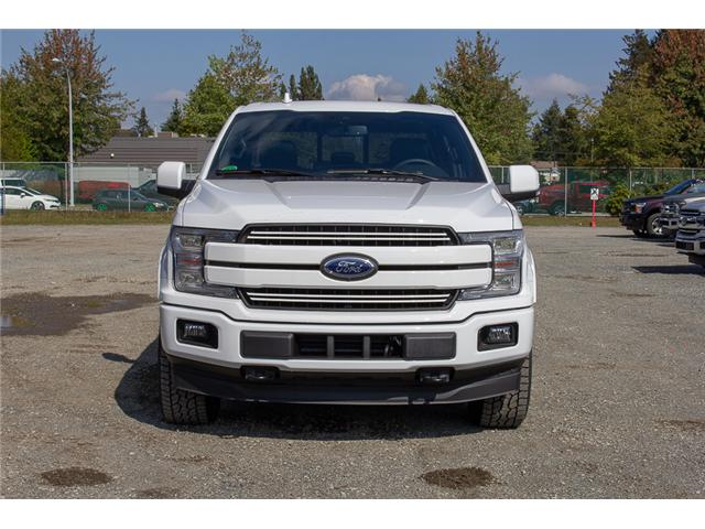 2018 Ford F-150 Lariat (Stk: 8F19308) in Surrey - Image 2 of 28