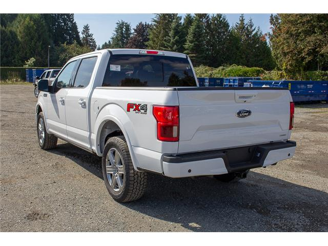 2018 Ford F-150 Lariat (Stk: 8F19308) in Surrey - Image 5 of 28