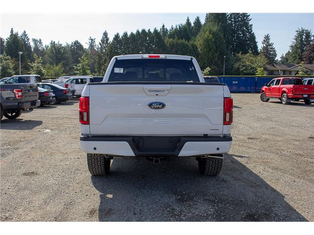2018 Ford F-150 Lariat (Stk: 8F19308) in Surrey - Image 6 of 28