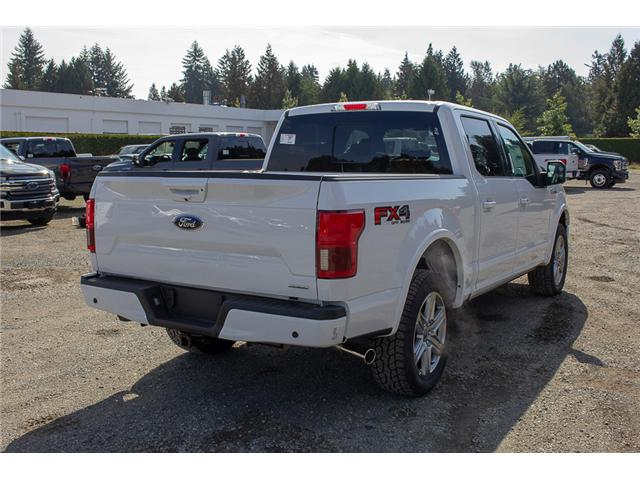 2018 Ford F-150 Lariat (Stk: 8F19308) in Surrey - Image 7 of 28