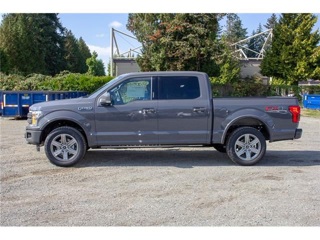 2018 Ford F-150 Lariat (Stk: 8F19309) in Surrey - Image 4 of 29