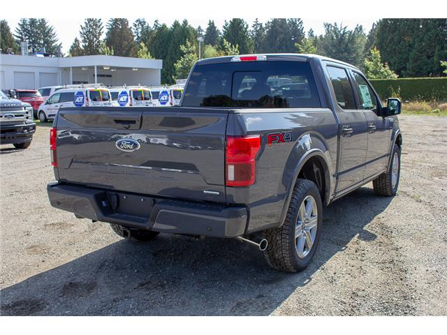 2018 Ford F-150 Lariat (Stk: 8F19309) in Surrey - Image 7 of 29