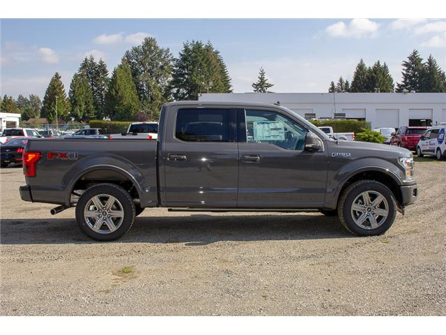 2018 Ford F-150 Lariat (Stk: 8F19309) in Surrey - Image 8 of 29