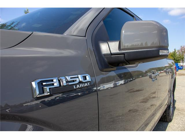 2018 Ford F-150 Lariat (Stk: 8F19309) in Surrey - Image 13 of 29
