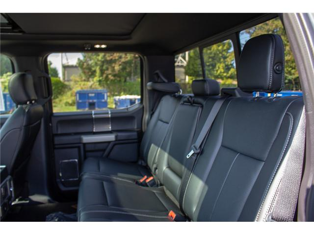 2018 Ford F-150 Lariat (Stk: 8F19309) in Surrey - Image 16 of 29