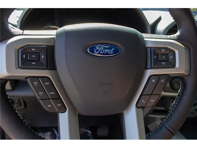 2018 Ford F-150 Lariat (Stk: 8F19309) in Surrey - Image 21 of 29