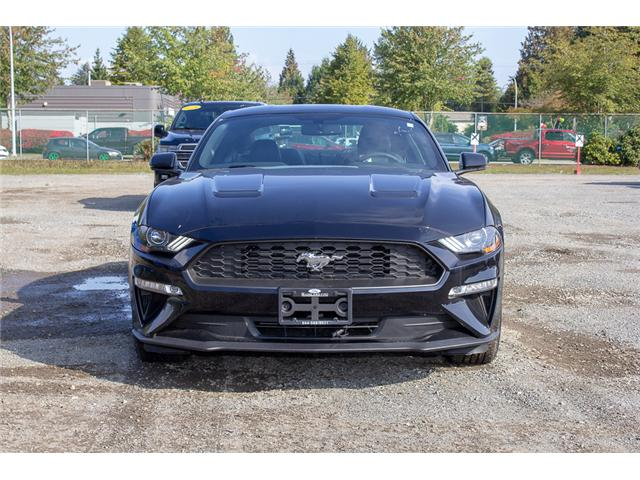 2019 Ford Mustang EcoBoost Premium (Stk: 9MU3123) in Surrey - Image 2 of 23