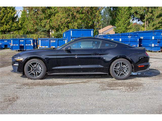 2019 Ford Mustang EcoBoost Premium (Stk: 9MU3123) in Surrey - Image 4 of 23