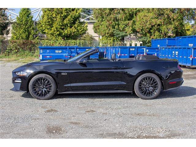 2019 Ford Mustang GT Premium (Stk: 9MU5798) in Surrey - Image 4 of 28