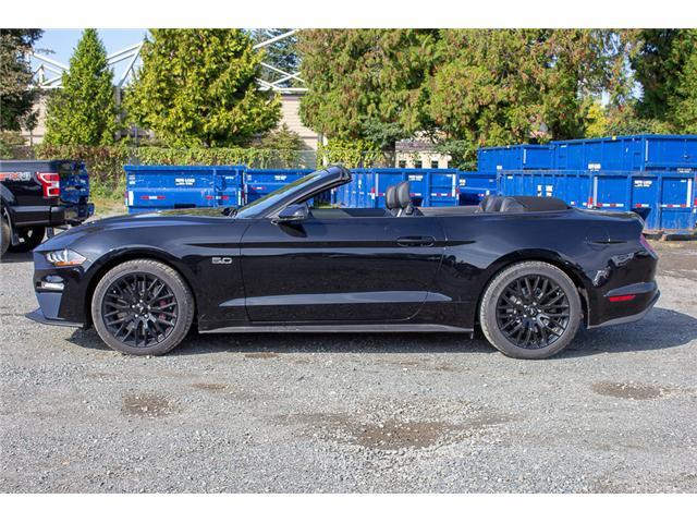 2019 Ford Mustang GT Premium (Stk: 9MU9843) in Surrey - Image 4 of 26