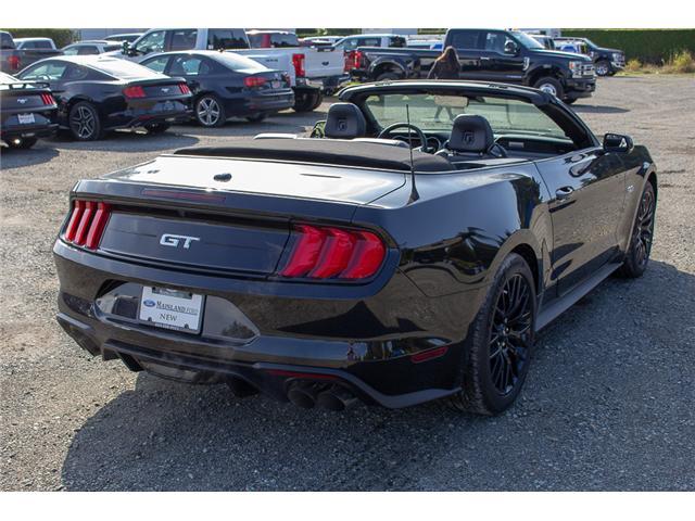 2019 Ford Mustang GT Premium (Stk: 9MU9843) in Surrey - Image 7 of 26