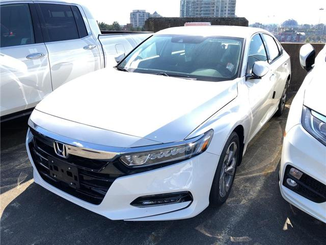 2018 Honda Accord EX-L (Stk: 6J09040) in Vancouver - Image 1 of 4