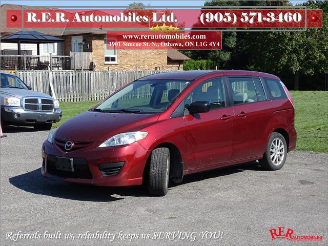 2010 Mazda Mazda5 GS (Stk: ) in Oshawa - Image 1 of 13