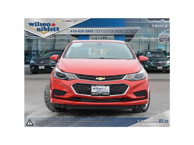 2017 Chevrolet Cruze LT Auto (Stk: 552143) in Richmond Hill - Image 2 of 24