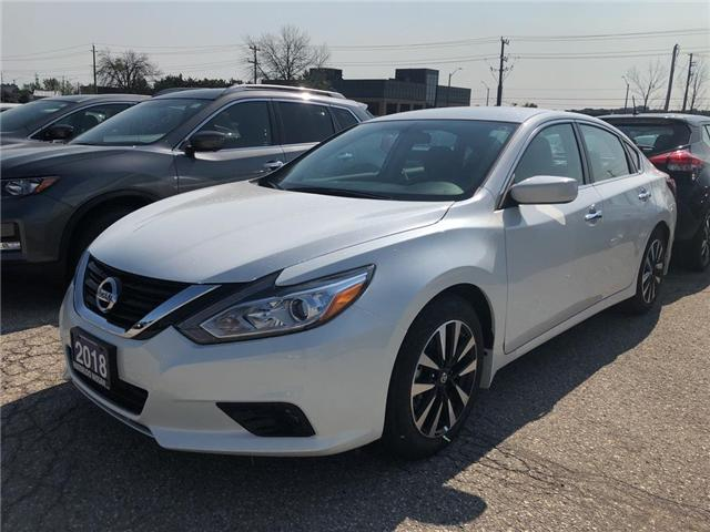 2018 Nissan Altima 2.5 SV (Stk: NW1213) in Waterloo - Image 1 of 5