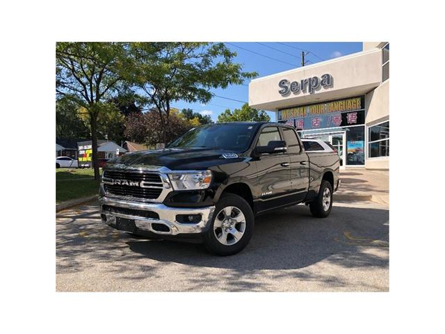 2019 RAM 1500 Big Horn (Stk: 192020) in Toronto - Image 1 of 19