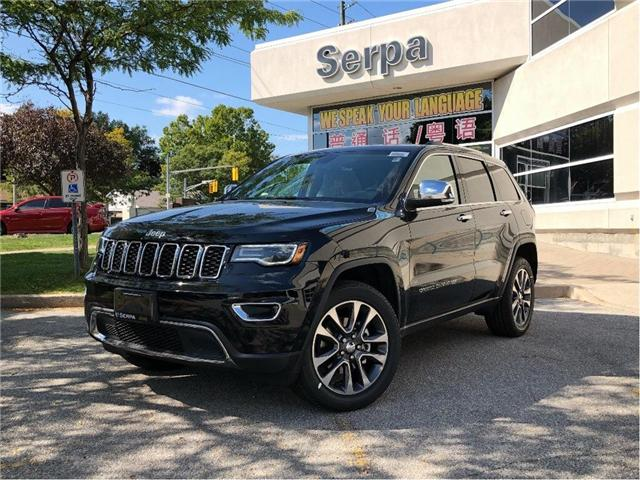2018 Jeep Grand Cherokee Limited (Stk: 184125) in Toronto - Image 1 of 20