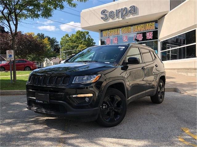 2018 Jeep Compass North (Stk: 184122) in Toronto - Image 1 of 19