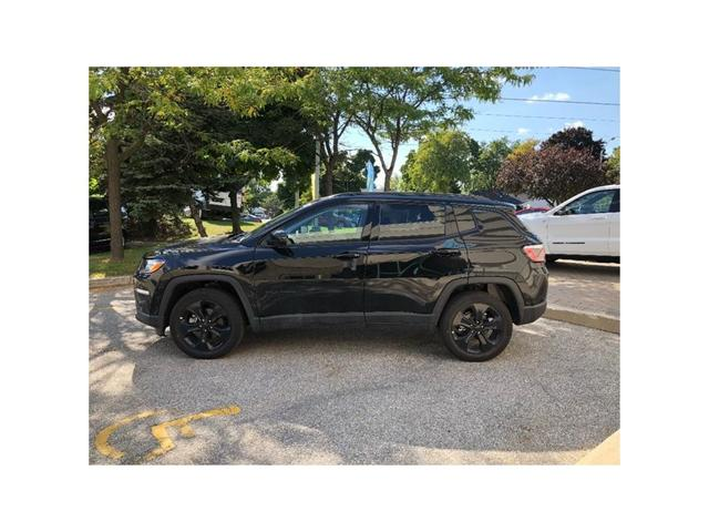 2018 Jeep Compass North (Stk: 184122) in Toronto - Image 2 of 19