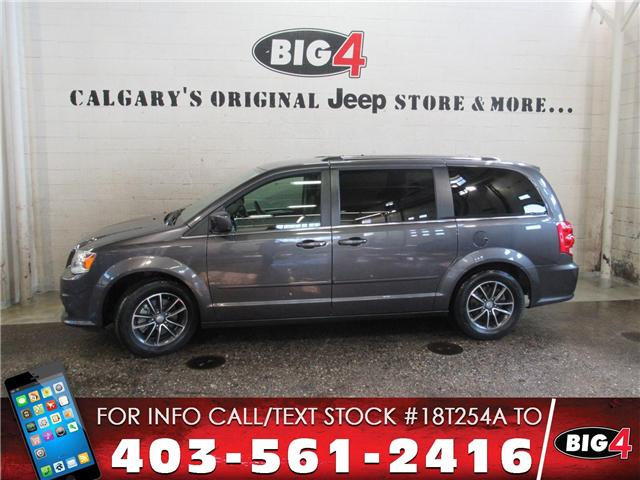 2017 Dodge Grand Caravan CVP/SXT (Stk: 18T254A) in Calgary - Image 1 of 14