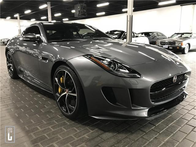 2017 Jaguar F-TYPE S (Stk: 4577) in Oakville - Image 1 of 27