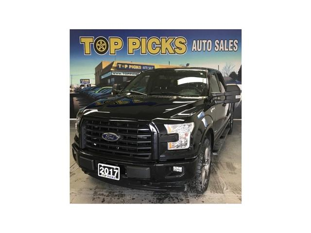 2017 Ford F-150 XLT (Stk: 43516) in NORTH BAY - Image 1 of 27