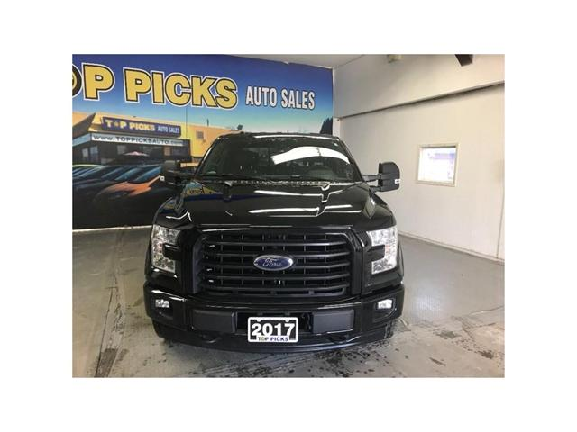 2017 Ford F-150 XLT (Stk: 43516) in NORTH BAY - Image 2 of 27