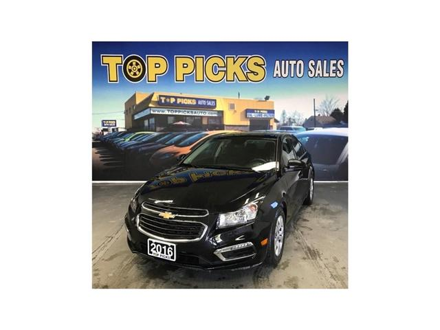 2016 Chevrolet Cruze Limited 1LT (Stk: 7127969) in NORTH BAY - Image 1 of 26