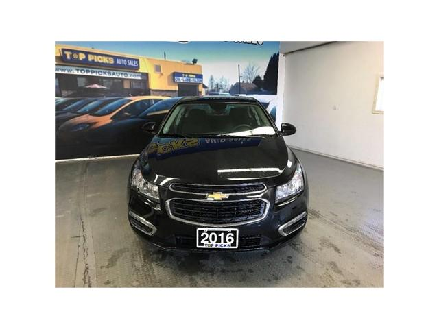 2016 Chevrolet Cruze Limited 1LT (Stk: 7127969) in NORTH BAY - Image 2 of 26