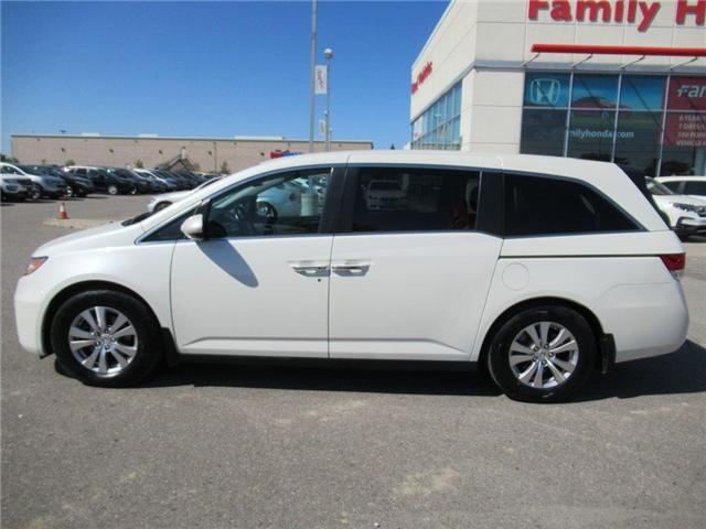 2016 Honda Odyssey EX-L w/RES, LOW KMS!! (Stk: 9505033A) in Brampton - Image 2 of 30