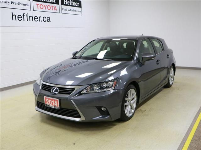 2014 Lexus CT 200h Base (Stk: 187253) in Kitchener - Image 1 of 21