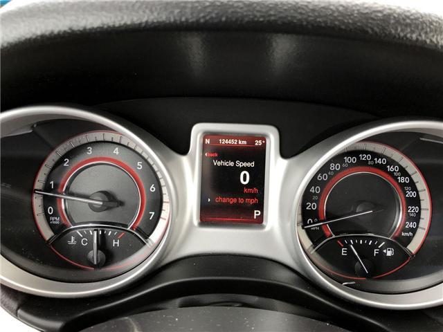 2015 Dodge Journey R/T Bluetooth Heated Leather Backup Cam Navigation (Stk: 181258A) in Windsor - Image 10 of 11
