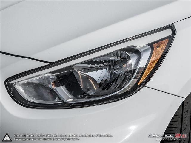 2017 Hyundai Accent SE (Stk: 28042) in Georgetown - Image 10 of 27