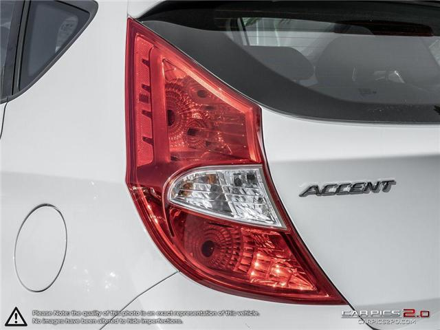 2017 Hyundai Accent SE (Stk: 28042) in Georgetown - Image 12 of 27