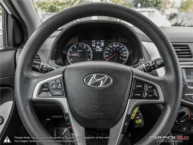 2017 Hyundai Accent SE (Stk: 28042) in Georgetown - Image 14 of 27