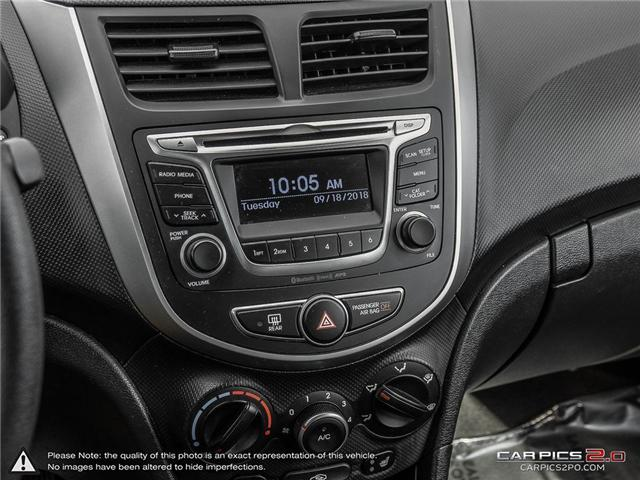 2017 Hyundai Accent SE (Stk: 28042) in Georgetown - Image 20 of 27