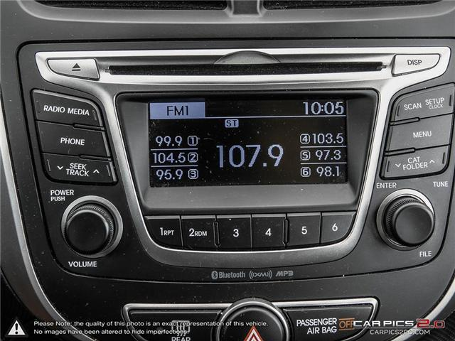 2017 Hyundai Accent SE (Stk: 28042) in Georgetown - Image 21 of 27