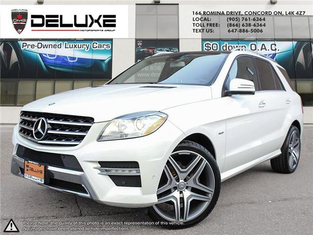 2012 Mercedes-Benz M-Class Base (Stk: D0459) in Concord - Image 1 of 20
