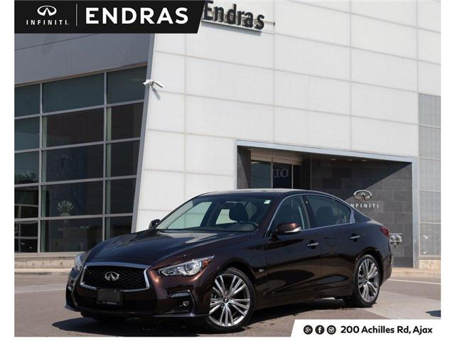 2018 Infiniti Q50  (Stk: 50433) in Ajax - Image 1 of 27