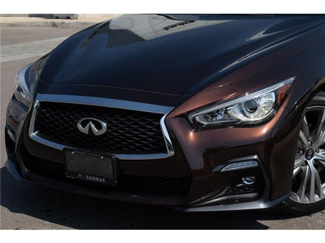 2018 Infiniti Q50  (Stk: 50433) in Ajax - Image 2 of 27