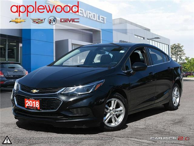 2018 Chevrolet Cruze LT Auto (Stk: 5824A1) in Mississauga - Image 1 of 27