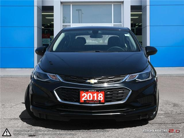 2018 Chevrolet Cruze LT Auto (Stk: 5824A1) in Mississauga - Image 2 of 27