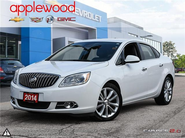 2014 Buick Verano Leather Package (Stk: 33P1) in Mississauga - Image 1 of 27